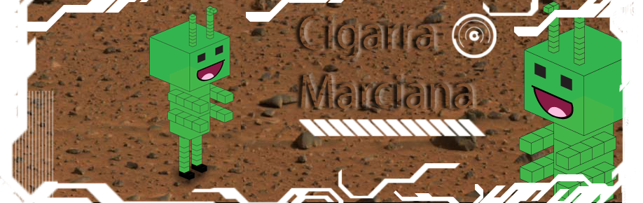 Cigarra Marciana