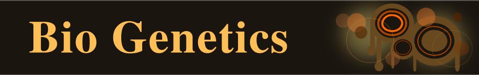 Bio Genetics