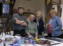 New York Artist Guild founders