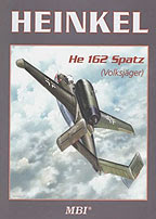 Heinkel He 162 Spatz