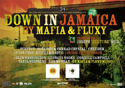 down in jamaica mafia and fluxy