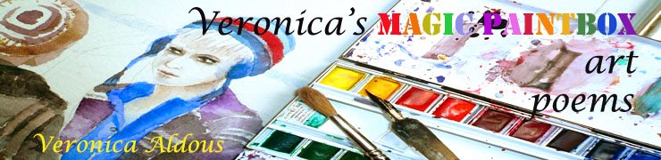 Veronica Aldous' Magic Paintbox