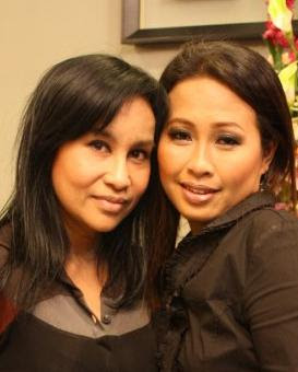 With My Fav. Makeup Artis Saidatunisa