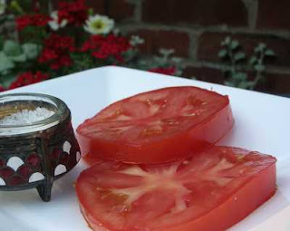 No salt, no sugar, no oil, no vinegar, no herbs ... just tomato