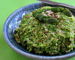 Asparagus Tapenade