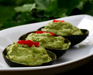 A Veggie Venture: Avocado Dip ? Recipe