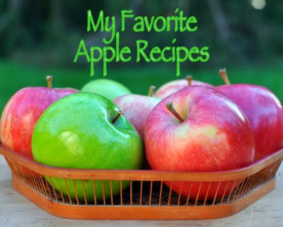 My Best & Favorite Apple Recipes