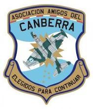 EL LEGENDARIO ESCUADRÓN CANBERRA DEL G.2.BOMBARDEO