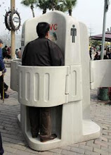 Outdoor Urinal