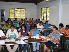 Venezuelan Seminary Students