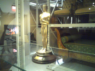 OMG - my first real OSCAR sighting!