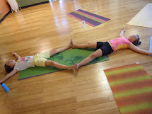 Kid Barefoot Yoga Girls