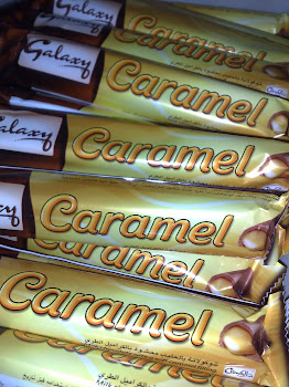 GALAXY CARAMEL YUMMY