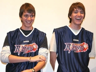 James And Oliver Phelps Young Little Laughs O...