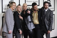 Daughtry Grammy's '08