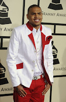 Chris Brown Grammy's '08