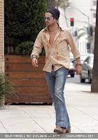 Colin Farrell casual style