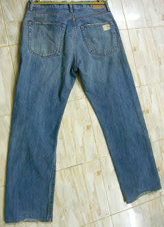 Uniqlo selvage sz 33 SOLD!!
