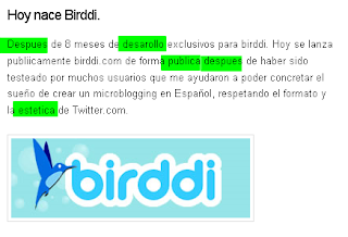 twitter birddi more adwords