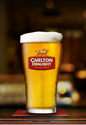 cerveza Carlton Draught more adwords