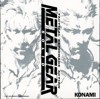 Metal Gear Solid Original Soundtrack