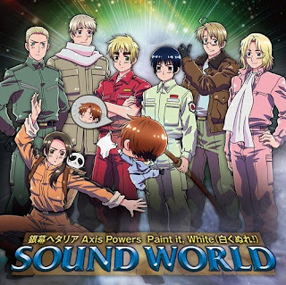 Ginmaku Hetalia Axis Powers: Paint it, White (Shiroku Nure!) Sound World