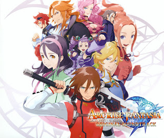 Arc Rise Fantasia Original Soundtrack
