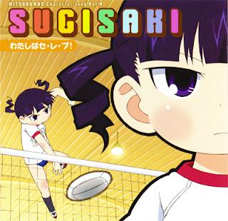 Mitsudomoe Character Song 4 - Sugisaki