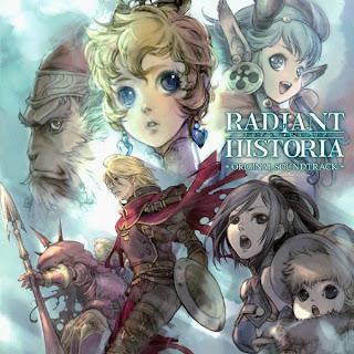 Radiant Historia Original Soundtrack
