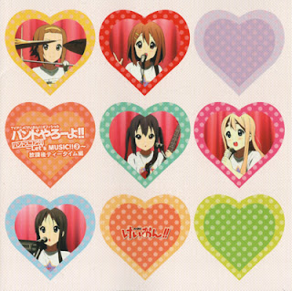 K-ON!! Official Band Yarou yo!! ~Let's MUSIC!! 3~ Houkago Tea Time Hen