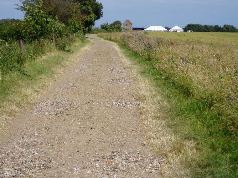Bradwell Pilgrimage 5/7/08