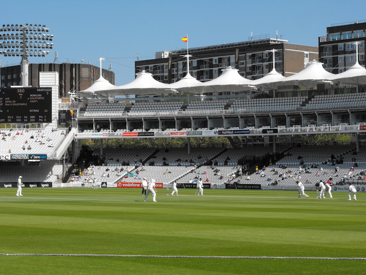 Lord's on Friday 24 April 2009