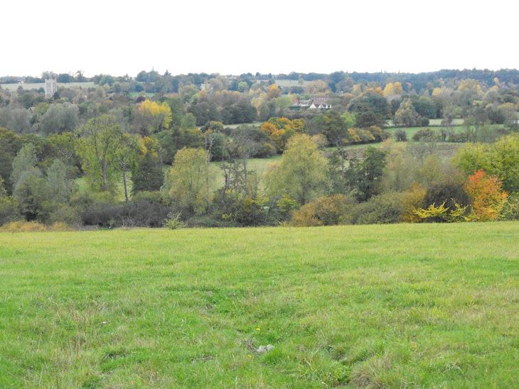 Dedham Vale in Autumn