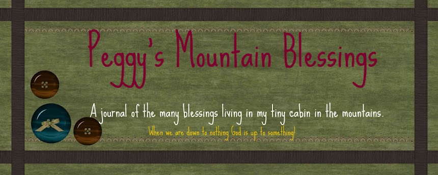 Peggy's Mountain Blessings