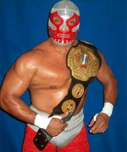 Los Mejores Luchadores Mexicanos