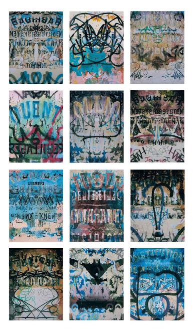 paris. les murs I Fotografie I 2004-2008