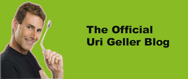 Uri Geller Blog