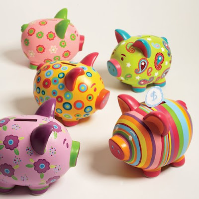 dragonfly designs save something piggy bank
