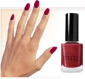 Barielle+Red Red manicure design for special occasions