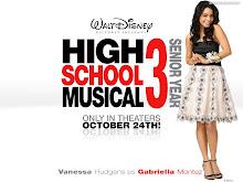 High School Musical 3- Gabriella Montez