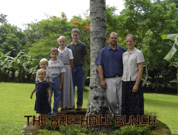 The Brechbill Bunch