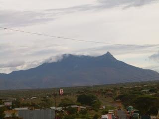 Mount Longido - Wikipedia