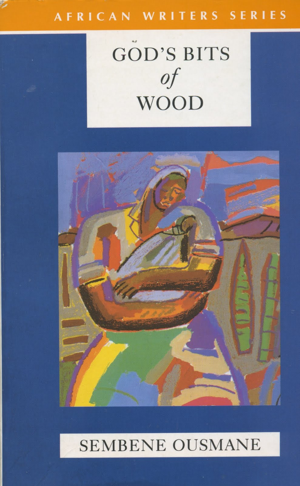 gods bits of wood characters Free essay: 1) god's bits of wood is an historical novel one based on actual events from the novel, to what extent and how did women drive events and what.