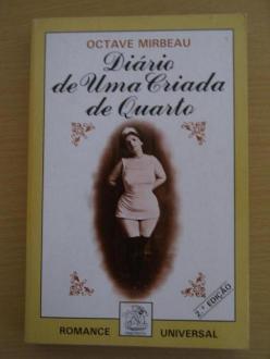 Traduction portugaise du Journal d'une femme de chambre