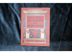 """Le Jardin des supplices"", illustré par Pidoll, Éditions mornay, 1923"