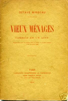 """""""Vieux ménages"""", 1901"""