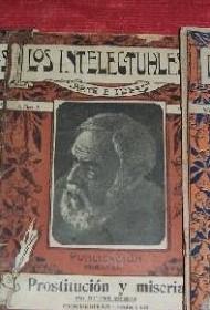 """""""Los Intelectuales"""", revue argentine, n° consacré à Mirbeau, 1922"""
