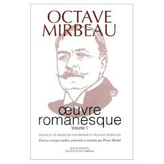 """Œuvre romanesque"", tome I, 2000"