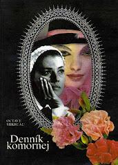 """Traduction slovaque du """"Journal d'une femme de chambre"""", 1992"""