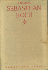 "Traduction serbo-croate de ""Sébastien Roch"", Zagreb, 1919"